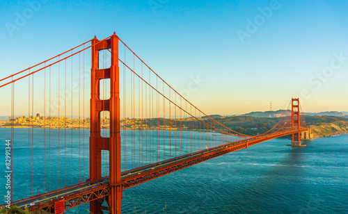 фотография Golden gate bridge, San Francisco, CA