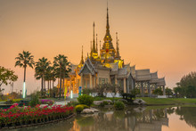 Wat Thai They Are Public Domain Or Treasure Of Buddhism, No Rest