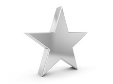 Silver Star Symbol