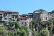ancient Italian village