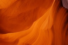 Antelope Canyon Wall Structure...