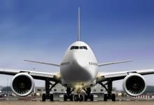 Airplane On Runaway