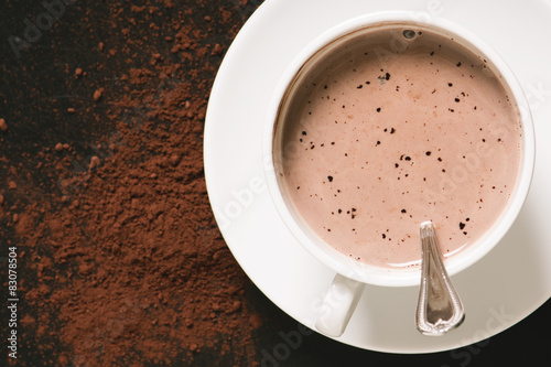 Cadres-photo bureau Chocolat hot chocolate