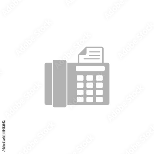 simple fax icon buy this stock vector and explore similar vectors