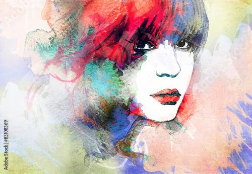 kolorowy-portret-kobiety