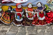 Traditional Handmade Dolls In ...
