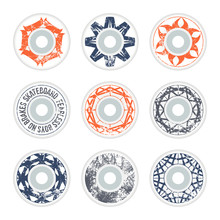 Design Skateboard Wheels