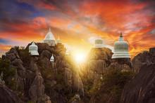 Unseen Wat Pra Bath Pu Pha Dan...