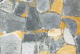 Superfice con pietre colorate