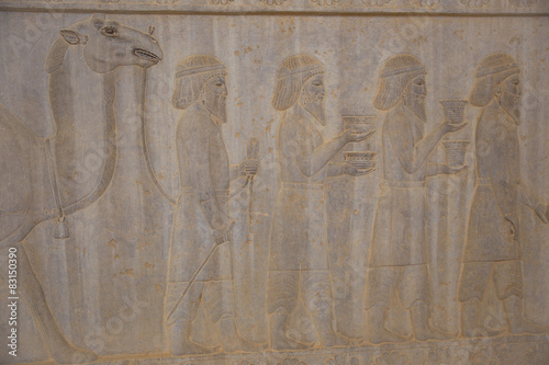Foto op Plexiglas Artistiek mon. Persepolis, Iran