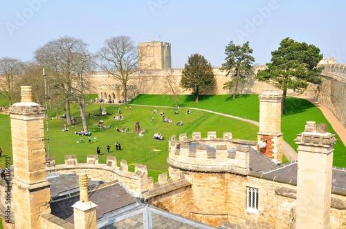 Fotografia  Lincoln Castle, England