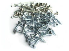Screws, Bolts, Nails And Diffe...