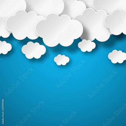 Foto  Wolken