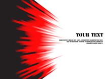 Vector : Perspective Stripe Line Background
