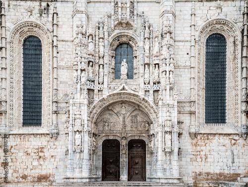 Foto op Canvas Milan Hieronymites Monastery (Jeronimos), a UNESCO world heritage site