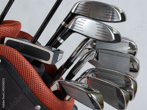 golf-club-and-ball-isolated-on