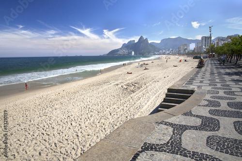 Fotografie, Obraz  Rio de Janeiro Ipanema Beach Brazílie