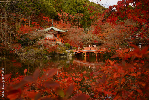 Temple in Kyoto #83226313
