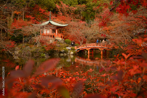 Temple in Kyoto - 83226318
