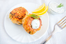 Fish Cakes (cutlets)
