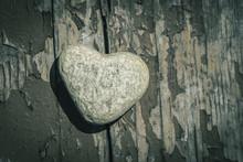 Stone Heart Shape