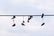 Shoefitti