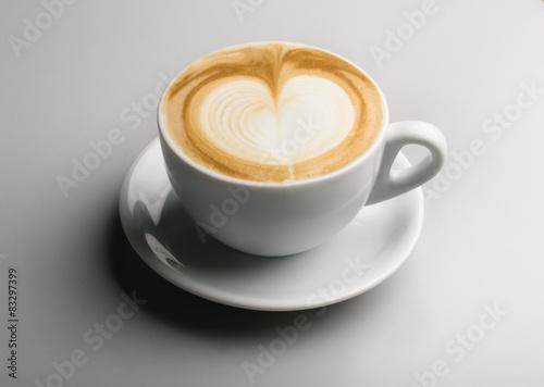 Valokuva  tazza di cappuccino