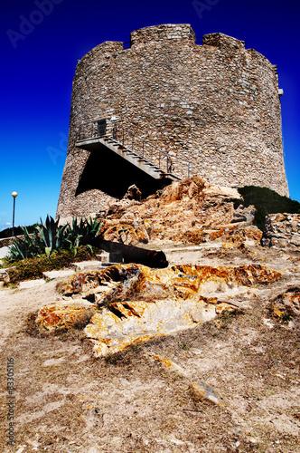 Fotografie, Obraz  sardegna torre spagnola santa teresa di gallura