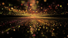 Abstract Solar Bokeh That Rese...