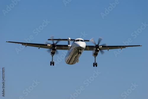 Fotografie, Tablou Bonbardier DHC-8-400