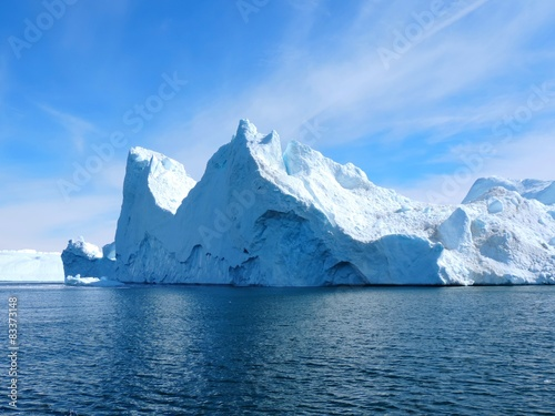 Wall Murals Arctic Eisberg bei Grönland
