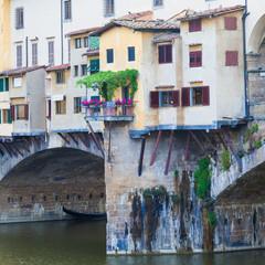 Fototapeta na wymiar Ponte Vecchio in Florence