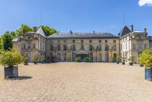 Chateau De Malmaison In Rueil-Malmaison Not Far From Paris