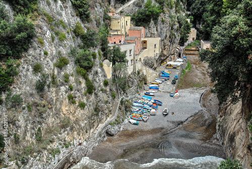 Fotografía  Costiera Amalfitana, fiordo di furore