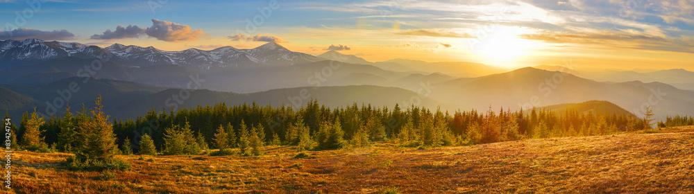 Fototapety, obrazy: Mountains