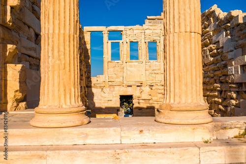 Fototapety, obrazy: Erechtheum temple in Acropolis