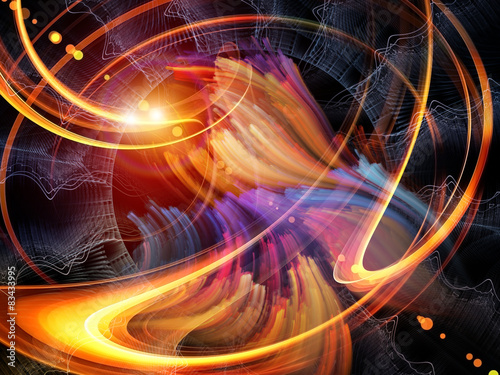 Photo  Abstract Visualization Metaphor
