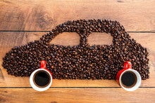 Coffee Car.