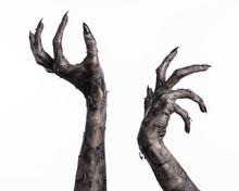 Black Hand Of Death, Walking D...