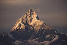 Instagram Filter Himalaya Mountains Nepal