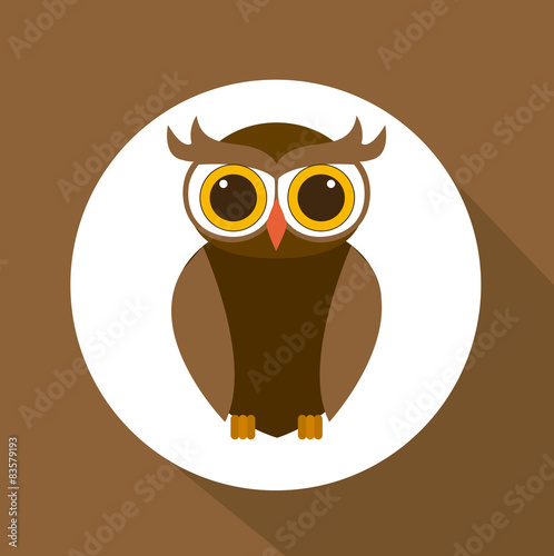 Photo Stands Owl design
