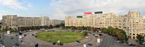 bucharest panorama