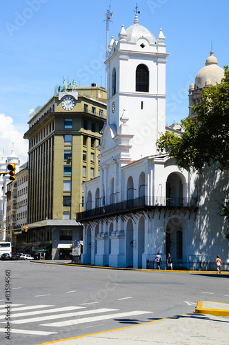 Papiers peints Buenos Aires former argentina government palace cabildo buenos aires