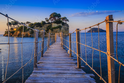 Photo sur Toile Bestsellers Agios Sostis - Zakynthos, Greece