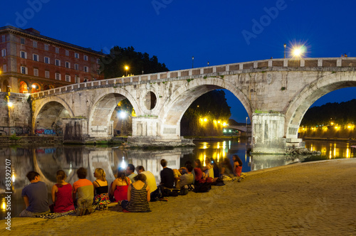 фотография  Roma Ponte Sisto