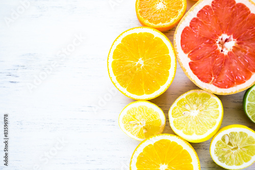 Fotografie, Obraz  Citrus fruit