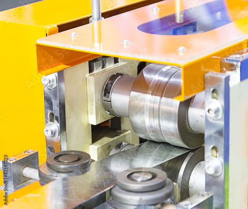 Rolling mill machine for rolling steel sheet - Buy this