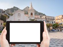 Tourist Photographs Piazza IX ...