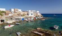 Goupa Fishing Village, Kimolos...