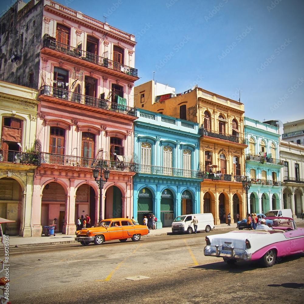 Fototapeta Havana, Cuba